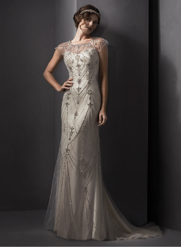 Evelina Wedding Dress - Sottero and Midgley Spring 2015 Bridal Collection