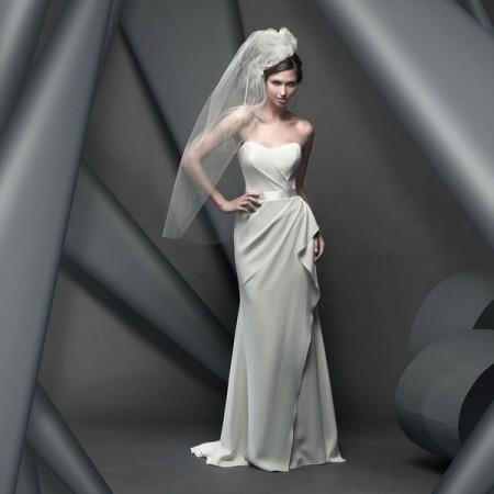 Fitzrovia Wedding Dress - Suzanne Neville Novello 2015 Bridal Collection
