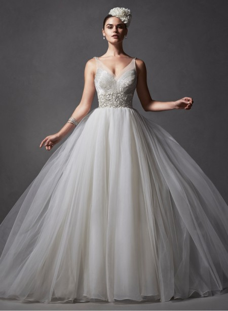 Forsythia Wedding Dress - Sottero and Midgley Spring 2015 Bridal Collection