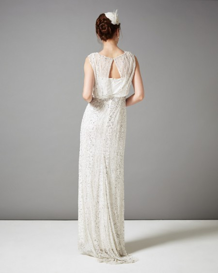 Back of Hope Wedding Dress - Phase Eight 2015 Bridal Collection