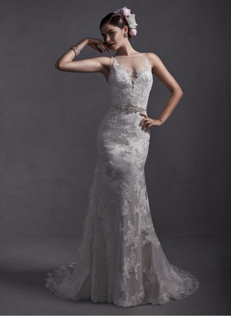 Jamila Wedding Dress - Sottero and Midgley Spring 2015 Bridal Collection