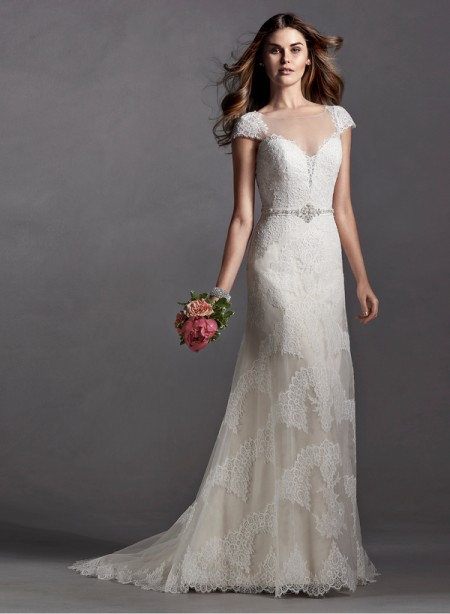 Jane Wedding Dress - Sottero and Midgley Spring 2015 Bridal Collection