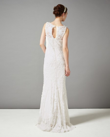 Back of Keira Wedding Dress - Phase Eight 2015 Bridal Collection