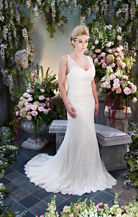 Lovestruck Wedding Dress - Terry Fox Siren Song 2015 Bridal Collection