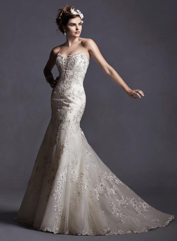 Maddalena Wedding Dress - Sottero and Midgley Spring 2015 Bridal Collection