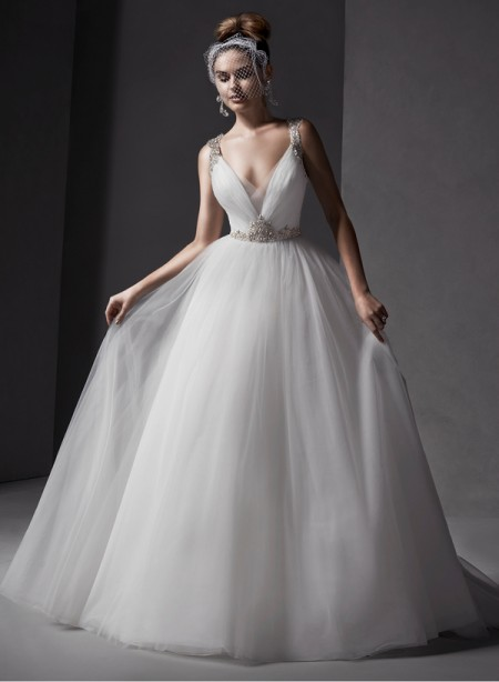 Mariam Wedding Dress - Sottero and Midgley Spring 2015 Bridal Collection