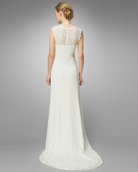 Back of Mariette Wedding Dress - Phase Eight 2015 Bridal Collection