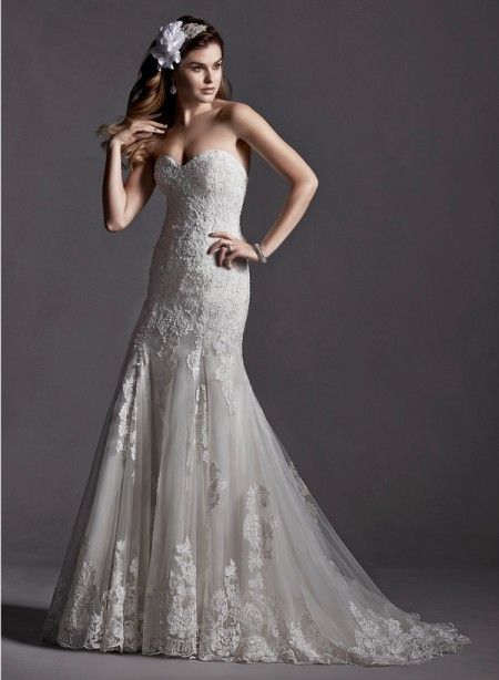 Marlow Wedding Dress - Sottero and Midgley Spring 2015 Bridal Collection