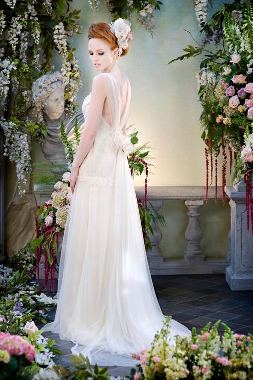 Mesmerise Wedding Dress - Terry Fox Siren Song 2015 Bridal Collection