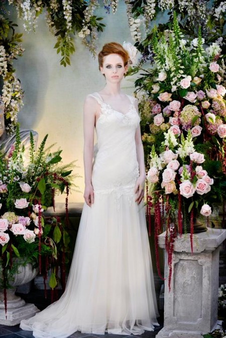 Mesmerise Wedding Dress - Terry Fox Siren Song 2015 Bridal Collection