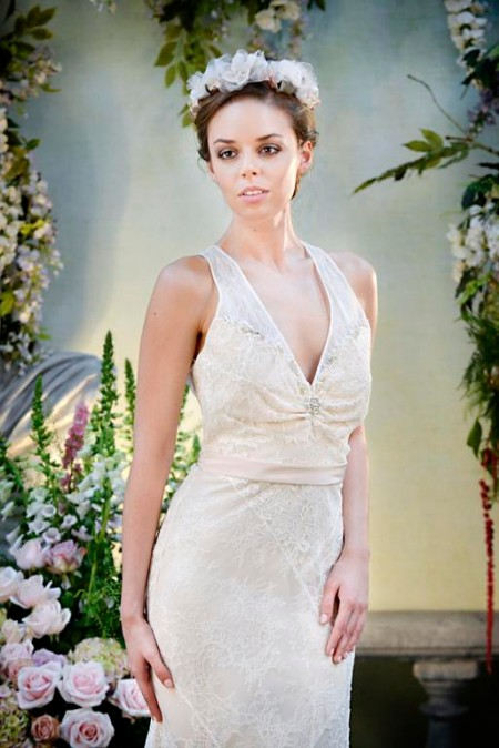 New Flimsical Wedding Dress - Terry Fox Siren Song 2015 Bridal Collection