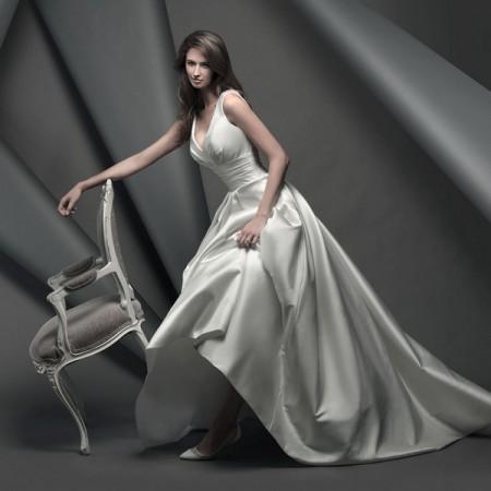Novello Wedding Dress - Suzanne Neville Novello 2015 Bridal Collection