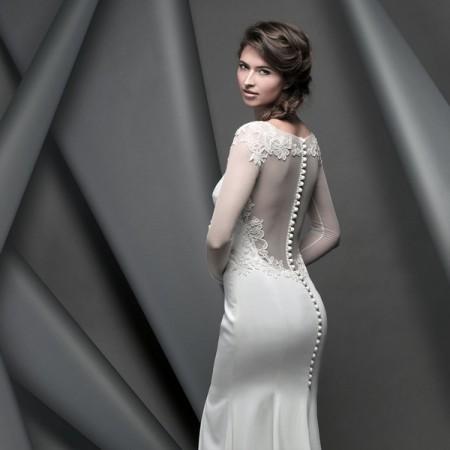 Phoenix Wedding Dress - Suzanne Neville Novello 2015 Bridal Collection