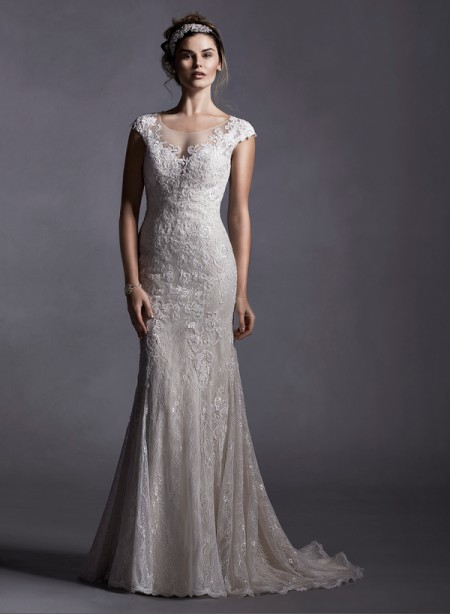 Quinlynn Wedding Dress - Sottero and Midgley Spring 2015 Bridal Collection