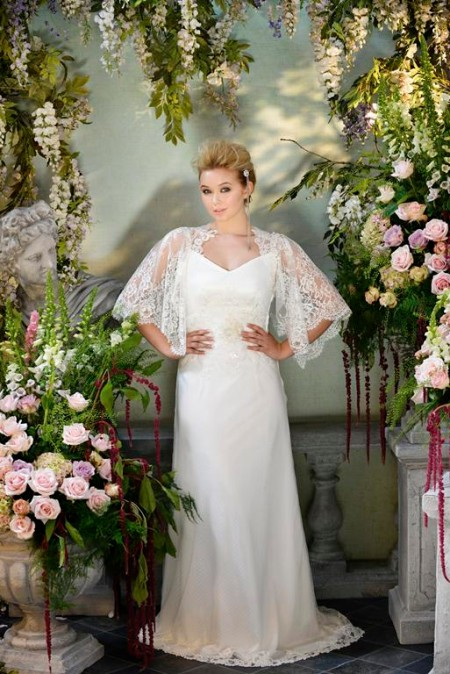 Serenade Wedding Dress - Terry Fox Siren Song 2015 Bridal Collection