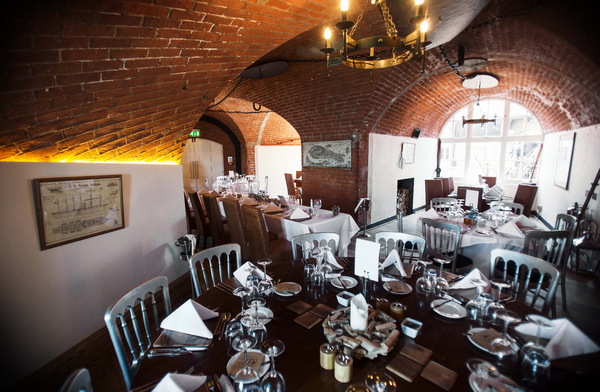 Solent Forts Officers Mess Wedding Breakfast