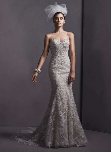 Stella Wedding Dress - Sottero and Midgley Spring 2015 Bridal Collection