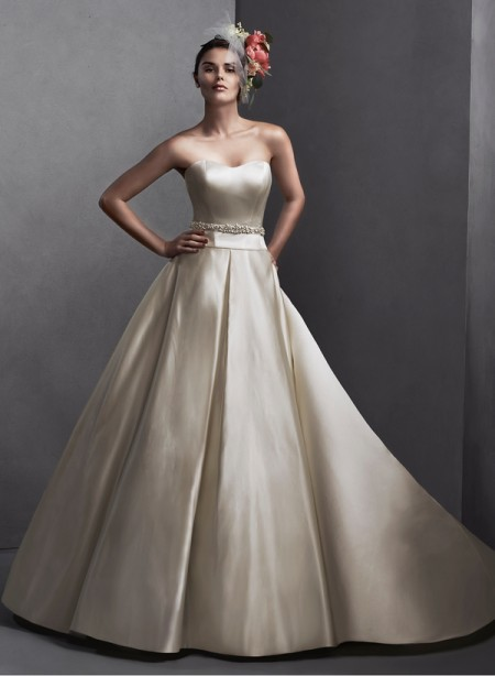 Taiya Marie Wedding Dress - Sottero and Midgley Spring 2015 Bridal Collection