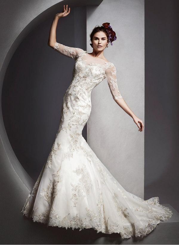 Vivyana Wedding Dress - Sottero and Midgley Spring 2015 Bridal Collection