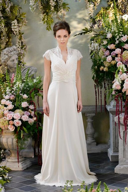 Whirlwind Wedding Dress - Terry Fox Siren Song 2015 Bridal Collection