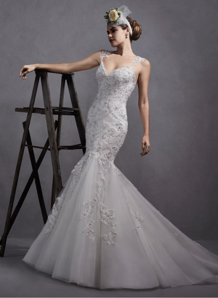 Wren Wedding Dress - Sottero and Midgley Spring 2015 Bridal Collection