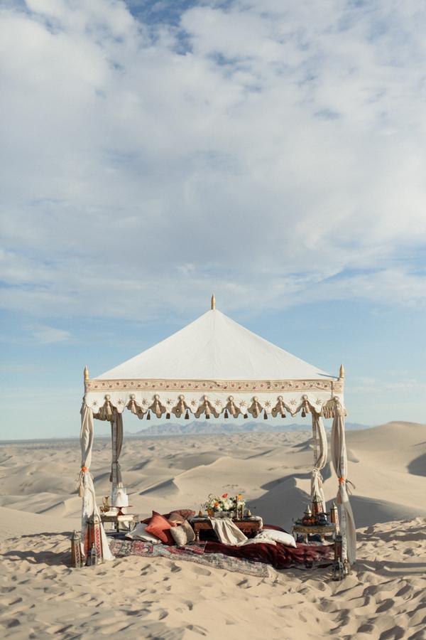 Moroccan gazebo