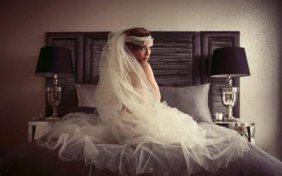 Team Glam/Rebel and Romance Bridal Boudoir Shoot