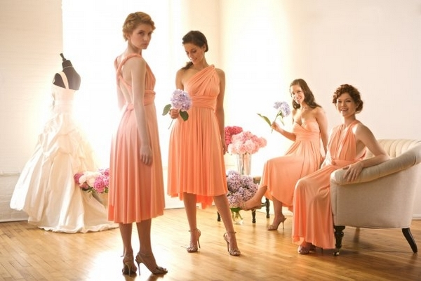 Twobirds Bridesmaid Dresses