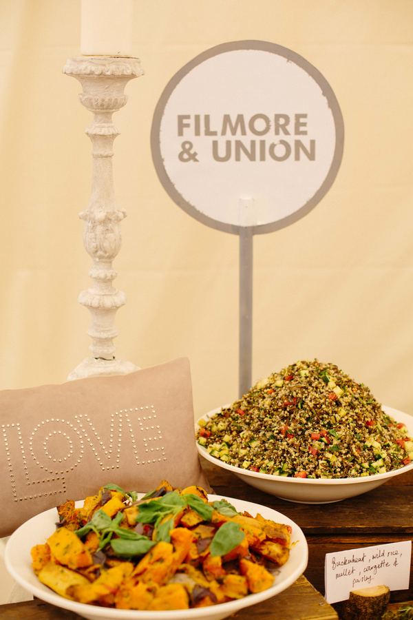 Filmour and Union food