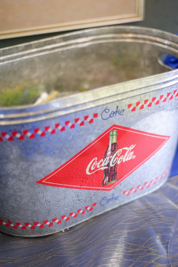 Coca Cola bucket