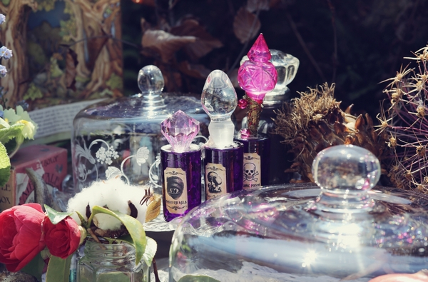 Fairytale potions