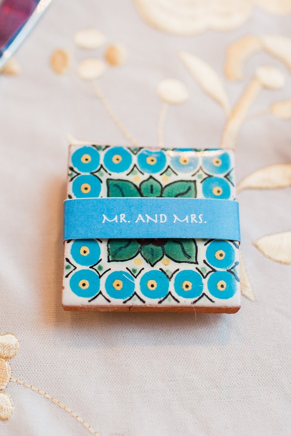 Mr and Mrs tile