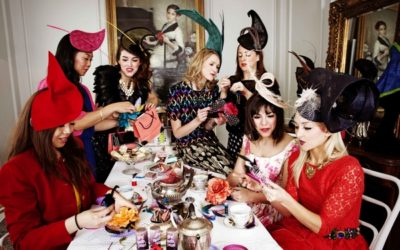 Hat and Fascinator Making Hen Parties