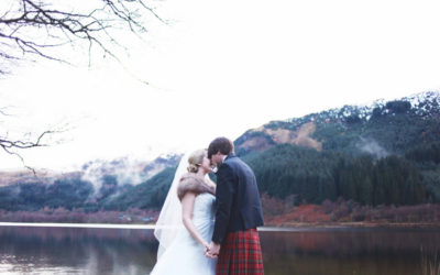 A Scottish/Southern Appalachian Themed Wedding