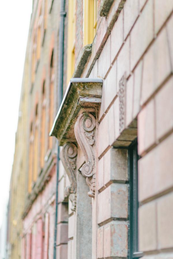 Ledge above door