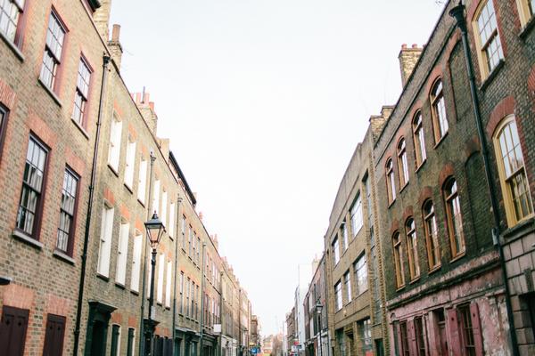 Shoreditch street
