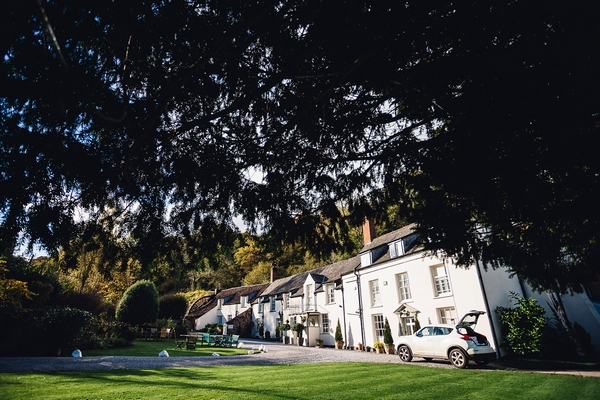 Combe House Hotel, Holford, Somerset