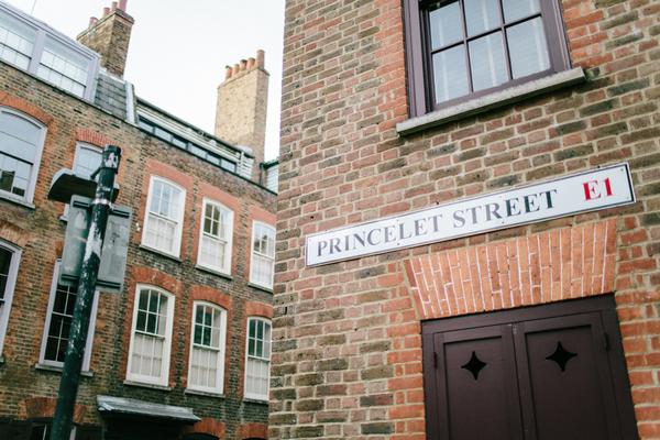Princelet Street, E1