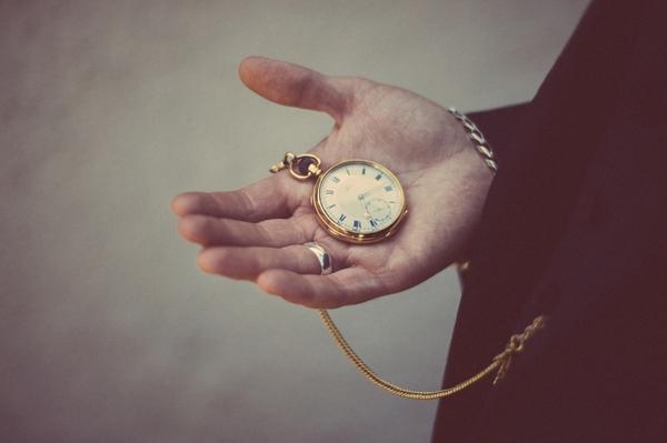 Groom's pocket watch