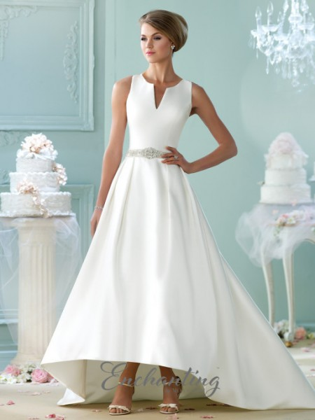 Picture of 215101 Wedding Dress - Enchanting by Mon Cheri Fall 2015 Bridal Collection