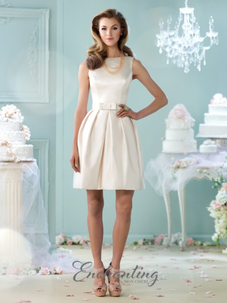 Picture of 215109 Wedding Dress - Enchanting by Mon Cheri Fall 2015 Bridal Collection