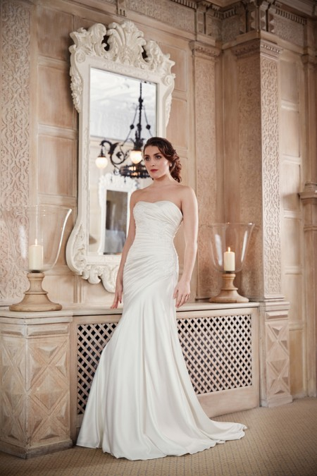 Picture of 2601 Wedding Dress - Benjamin Roberts 2016 Bridal Collection
