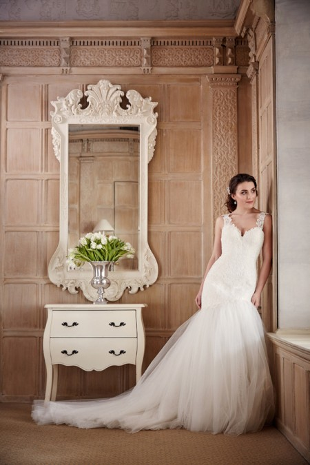 Picture of 2602 Wedding Dress - Benjamin Roberts 2016 Bridal Collection