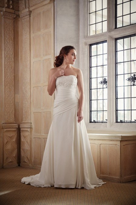 Picture of 2604 Wedding Dress - Benjamin Roberts 2016 Bridal Collection