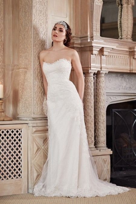 Picture of 2606 Wedding Dress - Benjamin Roberts 2016 Bridal Collection