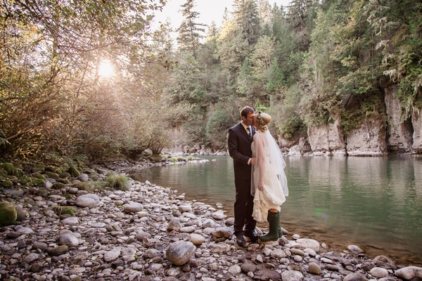 Rustic Glamping Inspired Wedding Styling