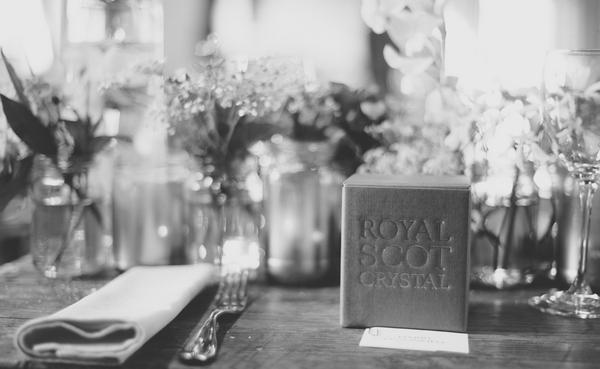 Royal Scot Crystal box