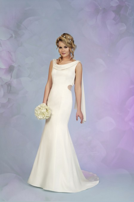 Picture of 5502 Wedding Dress - Tia by Benjamin Roberts 2015 Bridal Collection