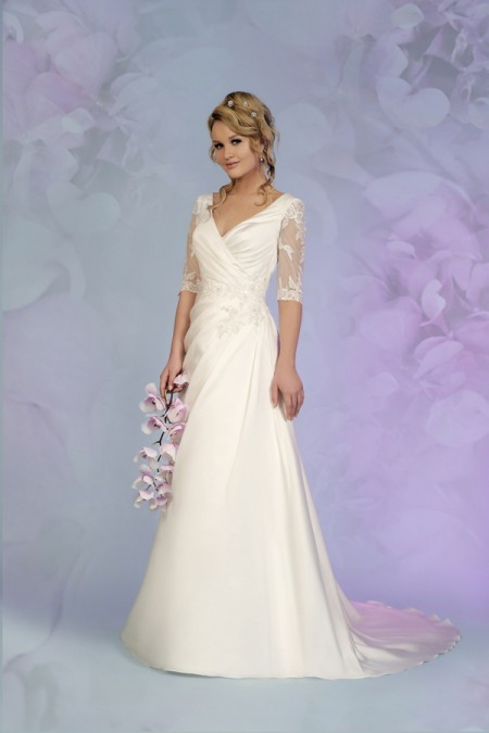 Picture of 5503 Wedding Dress - Tia by Benjamin Roberts 2015 Bridal Collection