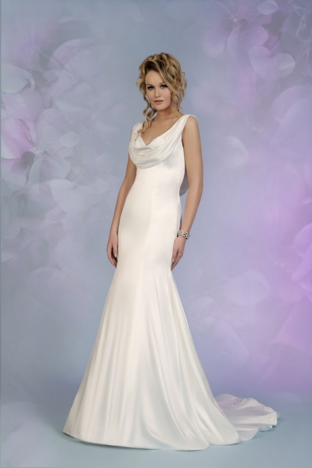 Picture of 5506 Wedding Dress - Tia by Benjamin Roberts 2015 Bridal Collection